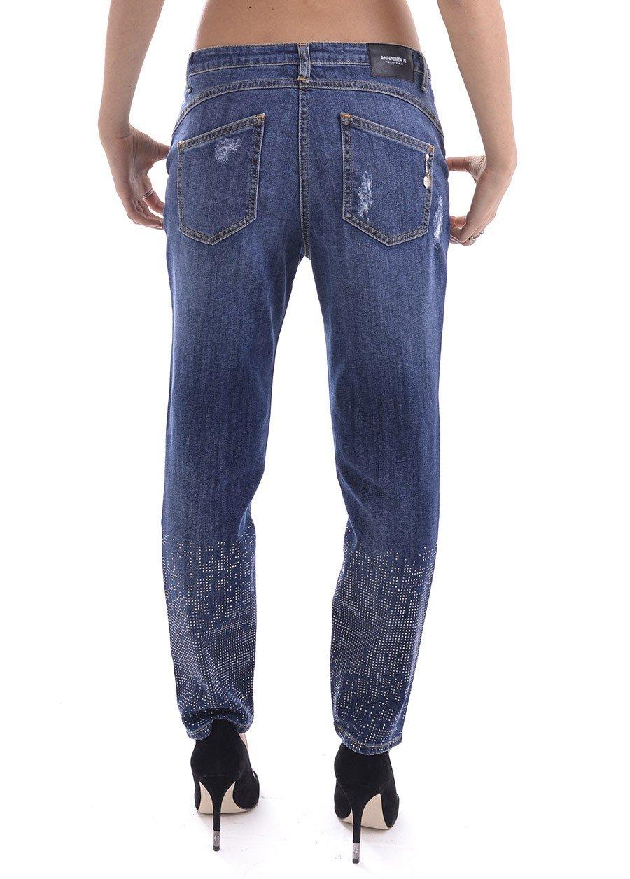 Jeans ANNARITA N borchiette I16119