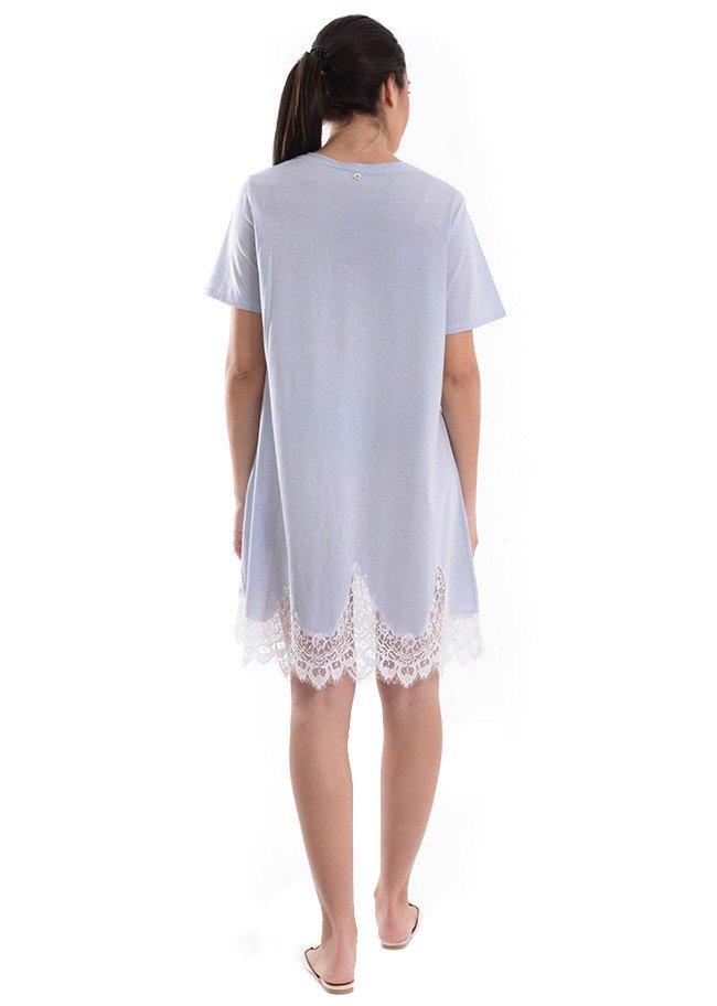 Camicia da notte TWIN-SET righe LS8CTT