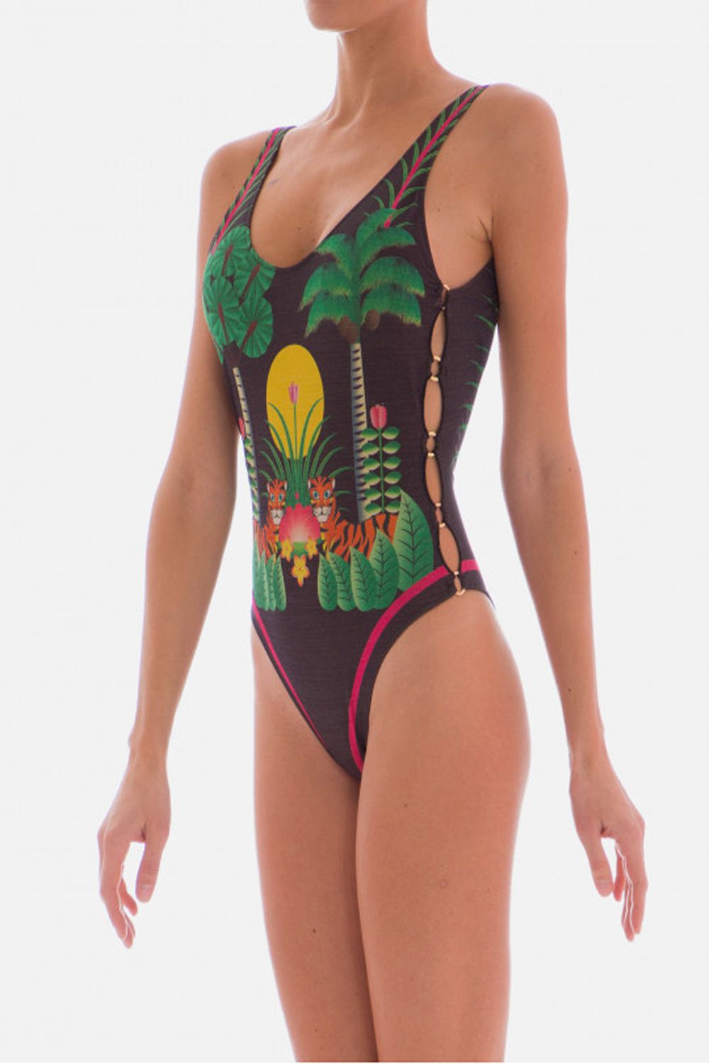 Swimsuit PIN-UP STARS 18P352I-034