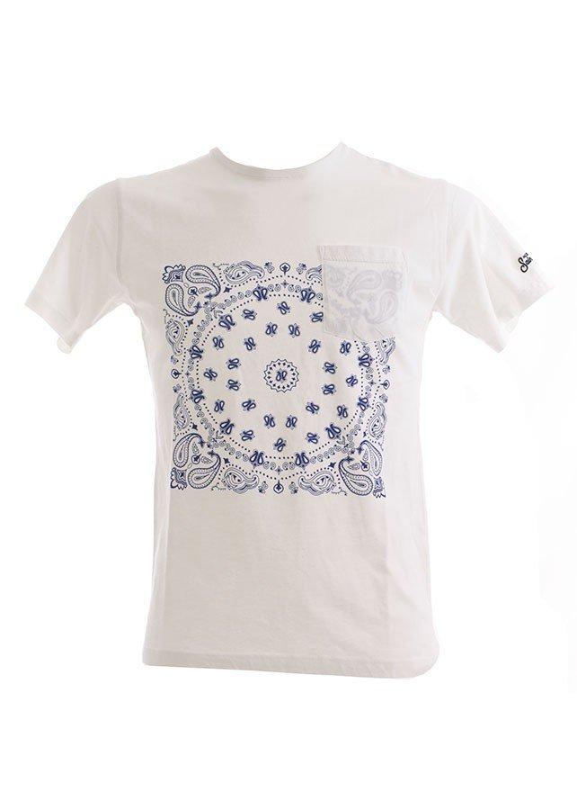 MC2 SAINT BARTH BLANCHE T-shirt