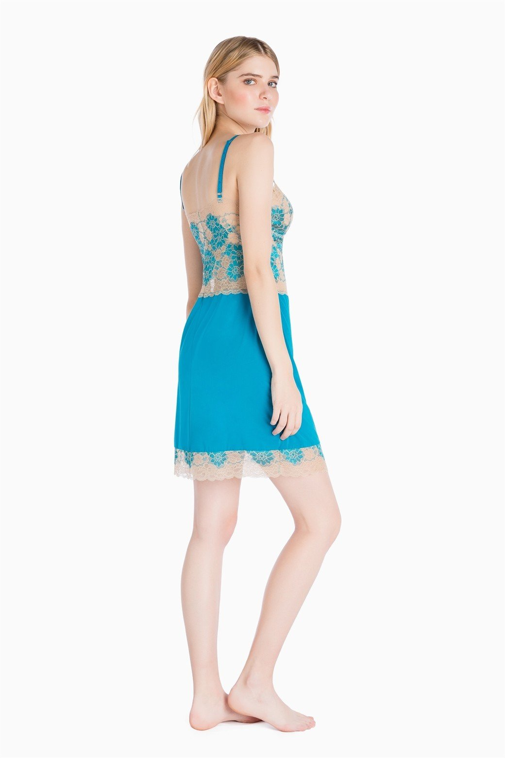 Sottoveste TWIN-SET pizzo LS7CAA