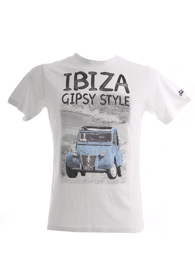 T-Shirt MC2 SAINT BARTH IBIZA GIPSY