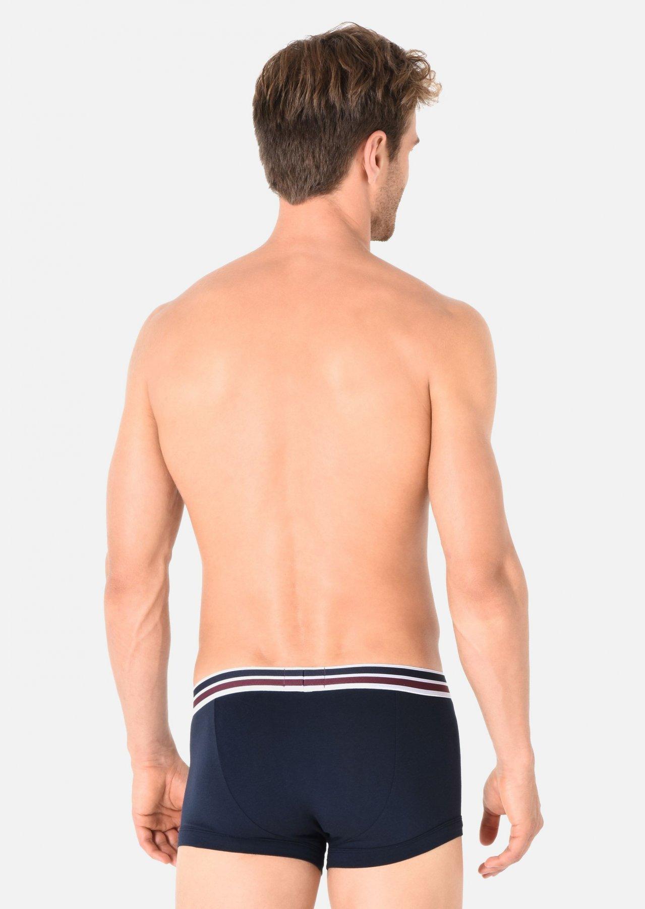 Stretch cotton boxers EMPORIO ARMANI 111389