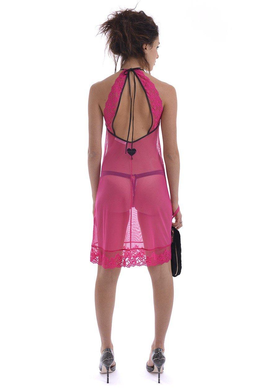 Sottoveste TWIN-SET LINGERIE pink LA65CC