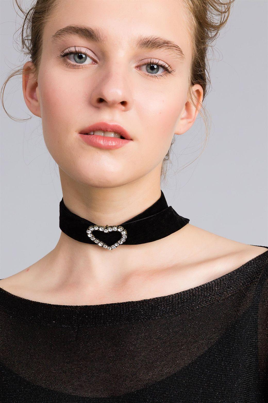Velvet TWINSET collar AA8P71