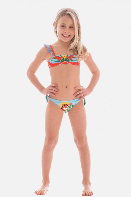 Baby bikini PIN-UP STARS 18B711F-031