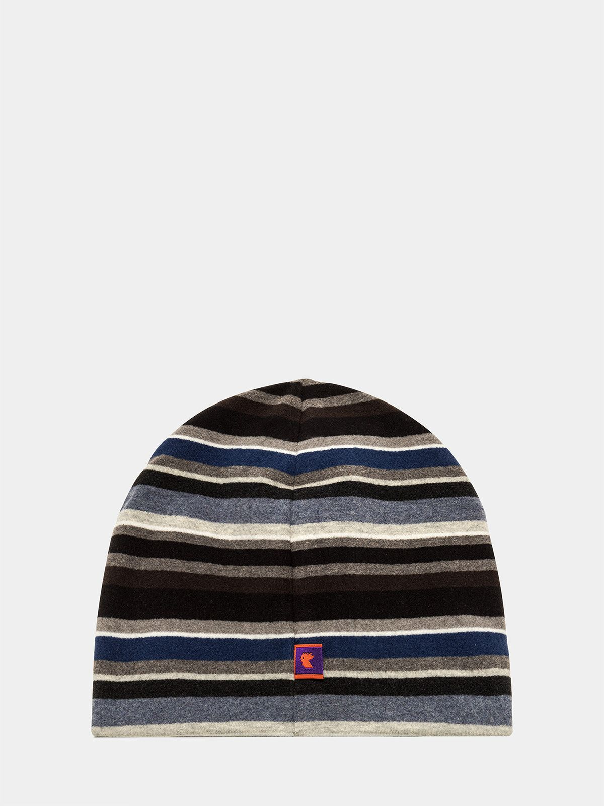 GALLO docker hat in multicolor print pile