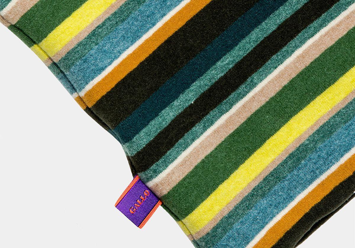Gallo Scaldacollo fantasia righe multicolor AP104349