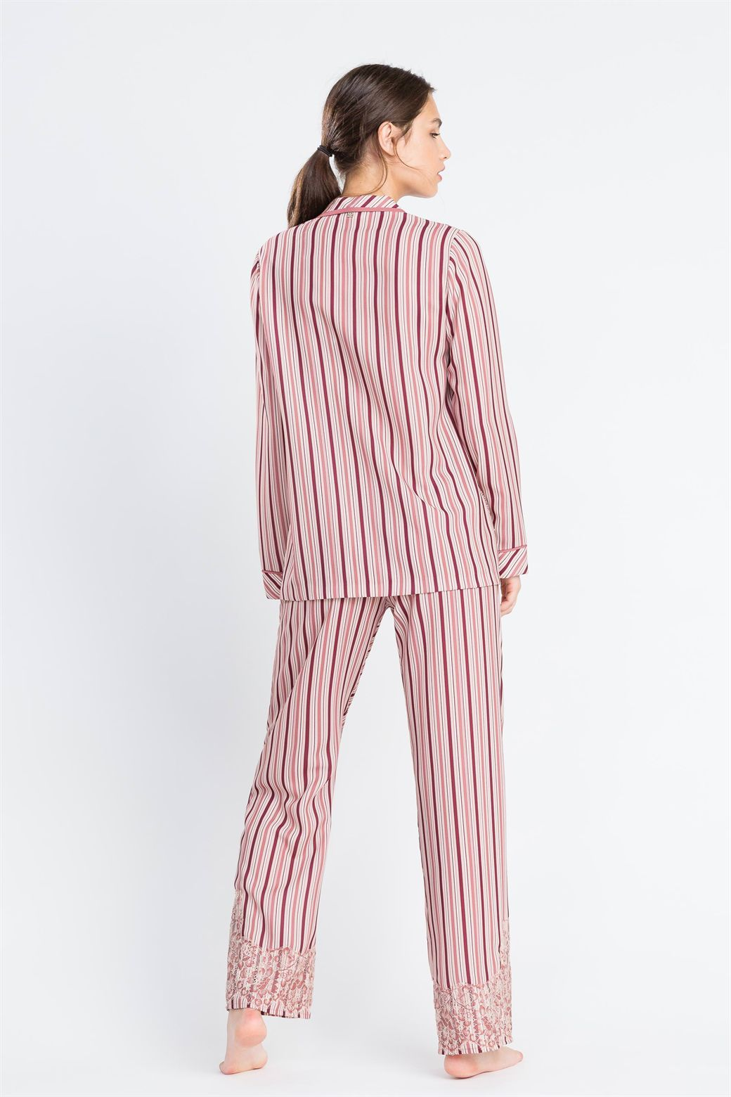 Striped pyjamas  Twin Set  IA8DNN