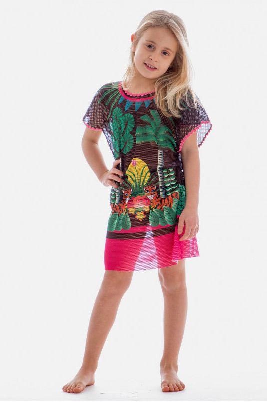 Baby dress PIN-UP STARS 18B715A-034