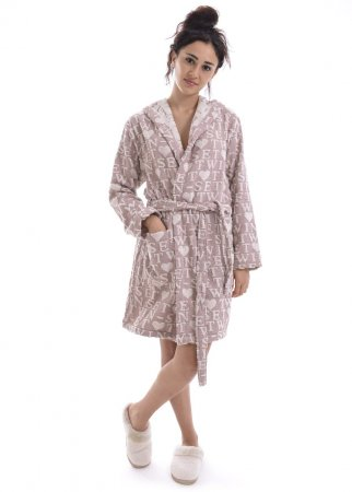 TWIN-SET LINGERIE robe bon bon LA6ZNN