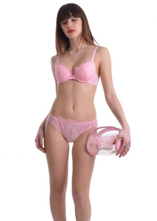 Push up TWINSET rosa IA8D44