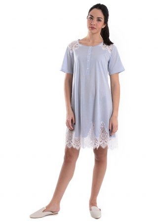 Nightgown lines TWIN-SET LS8CTT