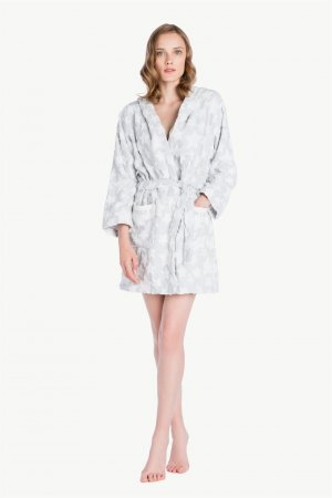 Sponge Bathrobe Twin-set LA7LGG