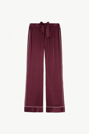 Satin Pants Twin-set LA7NDD