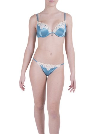 Coordinated LINGERIE 01148 AMBER lagoon