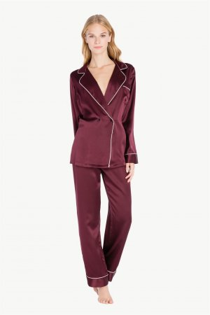 Satin Shirt Twin-set LA7NCC