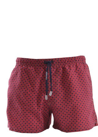 Boxer TIMONIER red Chanel