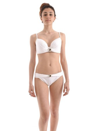 Bikini push-up bianco GOTTEX 16CC-B50R