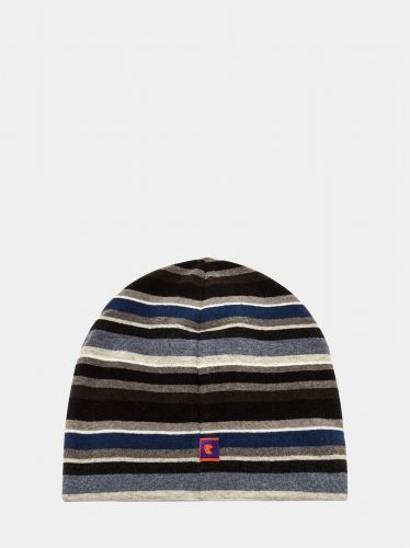 GALLO docker hat in multicolor print pile
