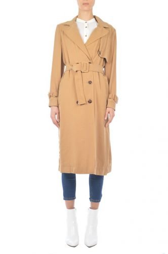 ANNARITA N trench coat A604VI010