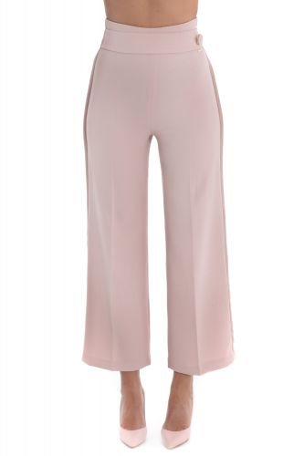 Cropped pants pink NENETTE EMILY